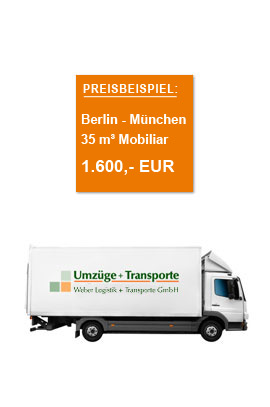Transporte in Berlin, national und international